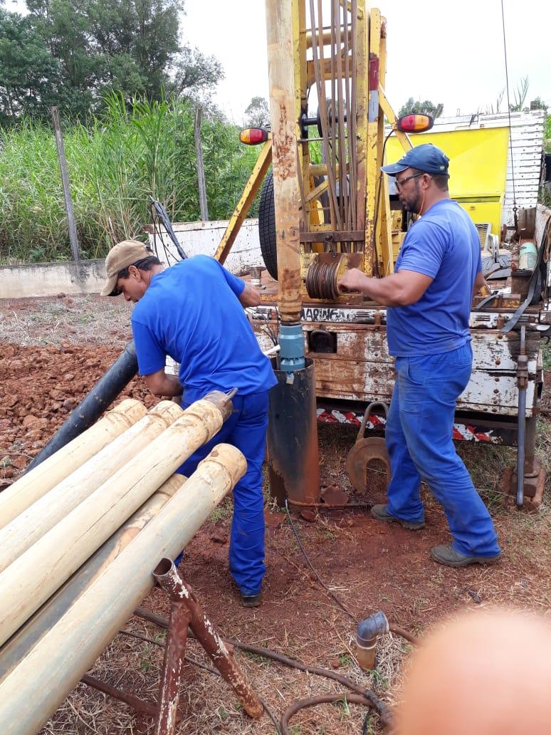 Fotos MANUTENÇÃO POÇO 23/04/19